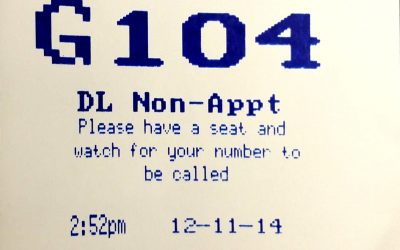 2002: DMV-Q System to end the wait in DMV lines.