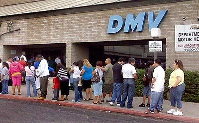 Secret DMV Office