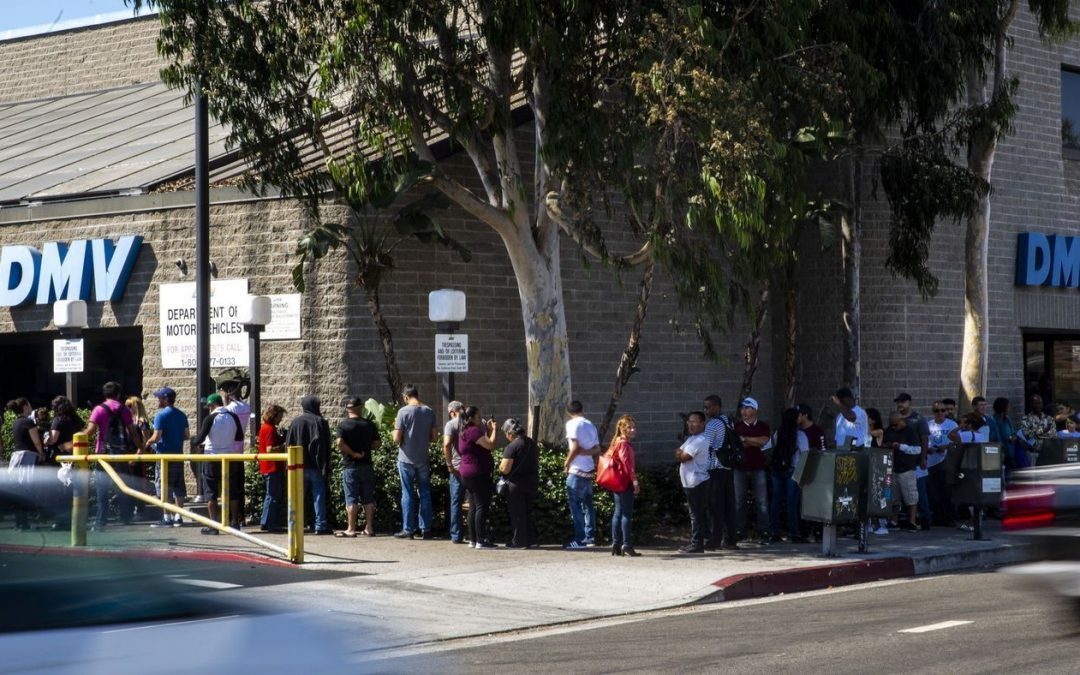 If Gov. Jerry Brown doesn't fix the DMV before he leaves office, it's a black mark on his legacy