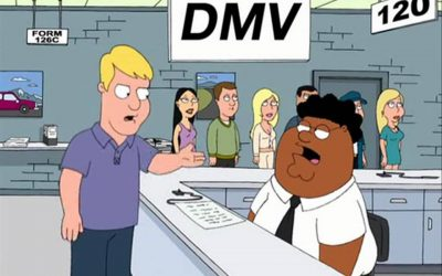 FAMILY GUY DMV VIDEO