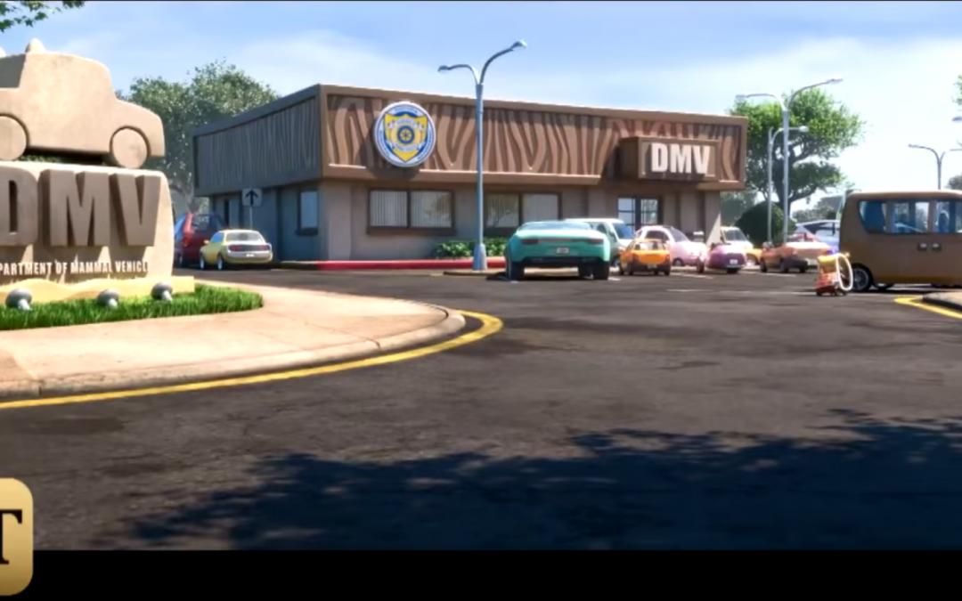 ZOOTOPIA DMV VIDEO